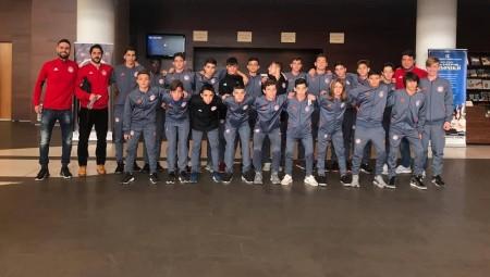Ποδόσφαιρο και πολιτισμός για την ακαδημία (photos)