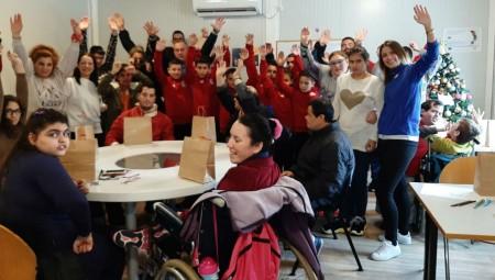 Εξαιρετική πρωτοβουλία από τη Σχολή Σαλαμίνας του Ολυμπιακού! (photos)