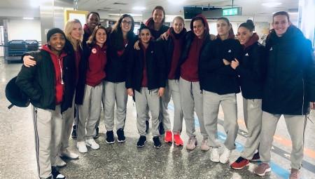 Στην Ουγγαρία η ομάδα μπάσκετ Γυναικών