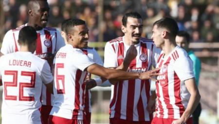 Η χαρά του Γκασμπάρ για το γκολ του Ραντζέλοβιτς! (photo)