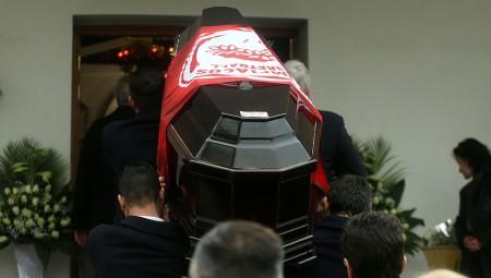 Το τελευταίο «αντίο» στον Αντώνη Νταή (photos)
