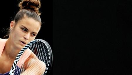 Σάκκαρη: «Μπορώ να κερδίσω το Australian Open!» (video)