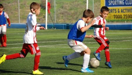 Tο Παγκύπριο τουρνουά των Σχολών του Θρύλου! (photos)