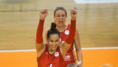 Ζιβογίνοβιτς: «Υπερήφανη για την ομάδα»!