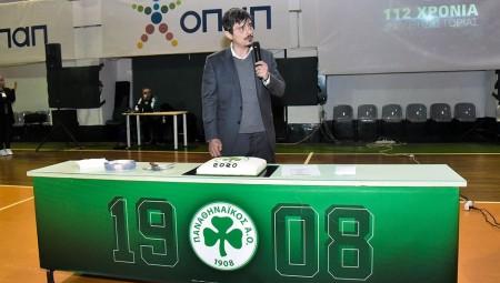 Άλλαξε γνώμη ο Γιαννακόπουλος, δεν πάει Ρέντη