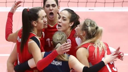 ΕΟΠΕ: «Συγχαρητήρια στον Ολυμπιακό για την πρόκριση»