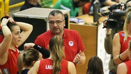 Κοβάτσεβιτς: «Περιμέναμε ένα δύσκολο ματς»