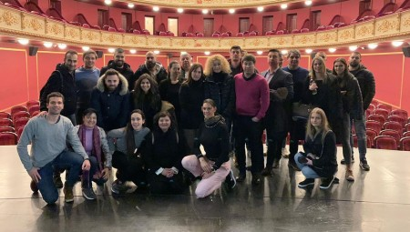 Επίσκεψη στο Δημοτικό Θέατρο Πειραιά και το Καλλιμάρμαρο!