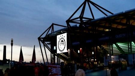 Θύρα 7: «Όλοι στις 19:30 στο γήπεδο να υποδεχθούμε τον Θρύλο!» (photo)
