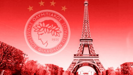 Ολυμπιακός και στο Παρίσι! (photo)