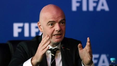 Ινφαντίνο: «Λιγότερα τουρνουά, λιγότερα ματς»