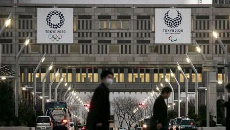 Αναβολή για τους Ολυμπιακούς Αγώνες του Τόκιο!