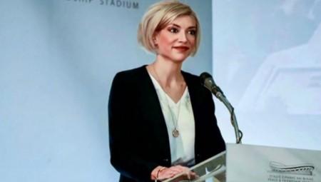 Πρόεδρος του ΣΕΦ η Χριστίνα Τσιλιγκίρη! (photo)