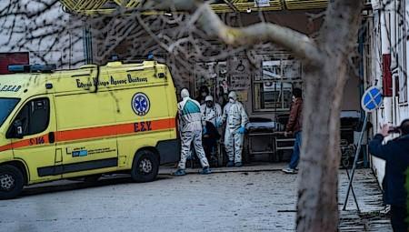 Κορονοϊός: Τρεις νεκροί την Παρασκευή…