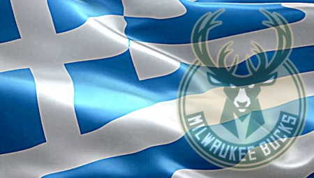 Οι Μπακς ευχήθηκαν στα ελληνικά! (photo)