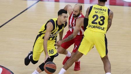 Τούρκοι: «Ο Σλούκας δεν θα παίζει στη Φενέρ»