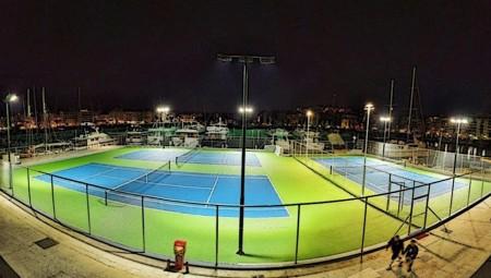 Λειτουργεί ξανά το τμήμα τένις του ΘΡΥΛΟΥ! (photo)