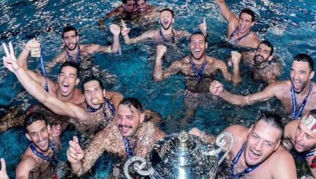 Η LEN για το έπος του Ολυμπιακού! (photo)