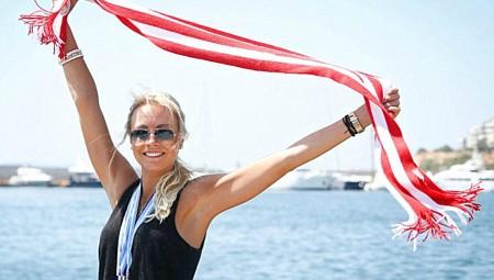 Συνεχίζει στον Ολυμπιακό η Χίπε! (photo)