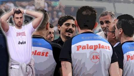 Ασύλληπτο: Ο Γιαννακόπουλος μίλησε για διαιτησία!