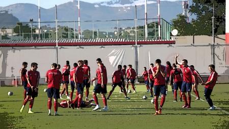 Ολυμπιακός: «Το ποδόσφαιρο επιστρέφει»