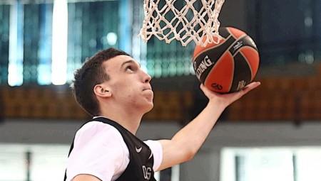 Ποκουσέφσκι και NBA: «Στο Νο24 του draft»