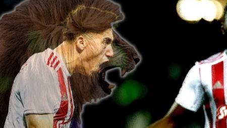 Προπονήσου σαν τον Τσιμίκα! Προπονήσου σαν λιοντάρι! (video)
