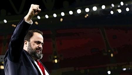 Δέκα χρόνια ηγέτης του Θρύλου: Μεγάλο αφιέρωμα του MEGA στον Βαγγέλη Μαρινάκη! (video)