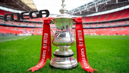 Το Κύπελλο Αγγλίας στο MEGA! (video)