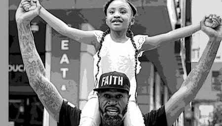 Συγκινεί η 6χρονη Τζίτζι Φλόιντ… (video)