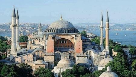 Διεθνείς αντιδράσεις για την μετατροπή της Αγίας Σοφίας σε τέμενος (video)