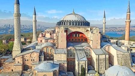 «Βόμβα» τουρκικού ΣτΕ: Μετατρέπεται σε τζαμί η Αγία Σοφία (video)