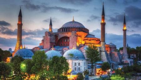 Αγία Σοφία: Διεθνής κατακραυγή και αντιδράσεις για την πρόκληση Ερντογάν (video)