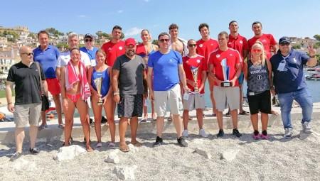 «Ερυθρόλευκο» τρεμπλ και στην Ανοιχτή Θάλασσα για έκτη συνεχή χρονιά! (photos)