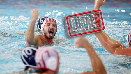 Ολυμπιακός-Απόλλων Σμύρνης 14-8 (Τελικό)