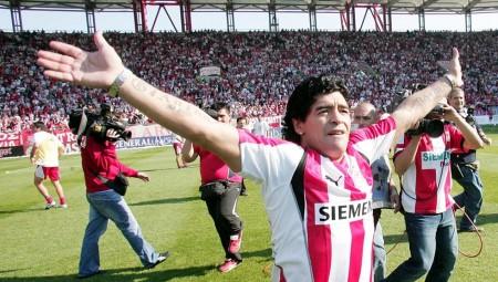 Χρόνια πολλά, ΓΑΥΡΕ Ντιέγκο! (photos/video)