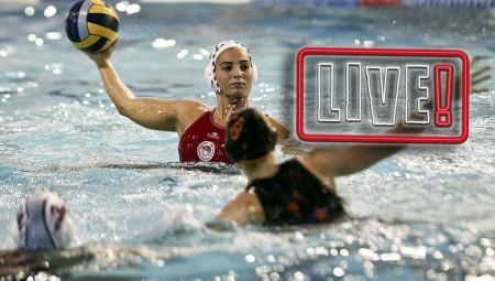 Ολυμπιακός-Εθνικός 23-3 (Τελικό)