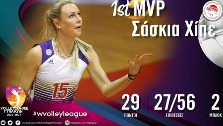 MVP η Χίπε! (photo)