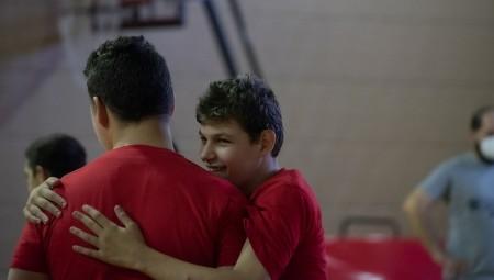 Ολυμπιακός-ONE Team: Η επιστροφή! (photos)