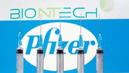 Εμβόλιο Pfizer : Στο 95% η αποτελεσματικότητα!