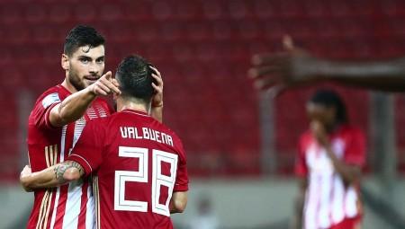 ΟΛΥΜΠΙΑΚΟΣ-ΠΑΣ Γιάννινα 1-0 (Τελικό)