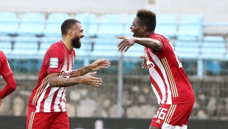 Σισέ: «Μου είπε πολλά για το σύλλογο ο Εμβιλά»