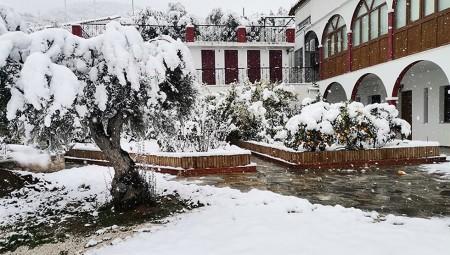 Θα καλυφθεί με χιόνια σχεδόν όλη η Ελλάδα (video)