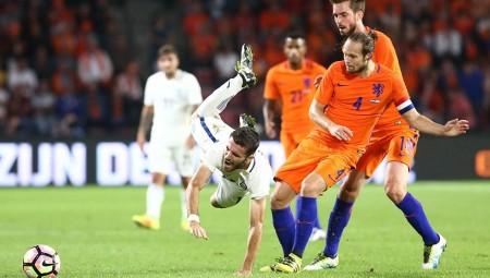 Σκληρές εικόνες: Ο σοκαριστικός τραυματισμός του Μπλιντ με την Ολλανδία! (video)