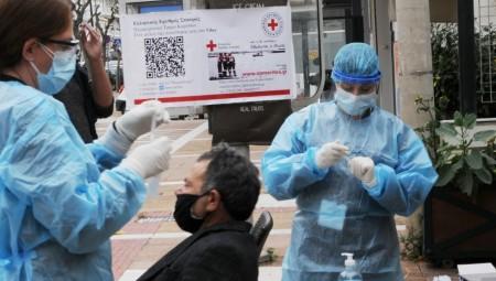 Κορονοϊός: 1.724 νέα κρούσματα και 65 θάνατοι