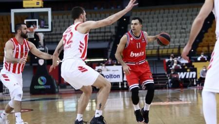 Ολυμπιακός-Ζενίτ 75-61 (Τελικό)