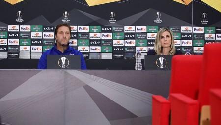 Άρσεναλ-Ολυμπιακός: Ζωντανά η συνέντευξη Τύπου του Θρύλου! (live streaming)