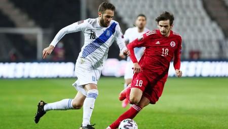 Εθνική: Πλασεδάρα ο Κακαμπάτζε, 1-0 η Ελλάδα! (videos)