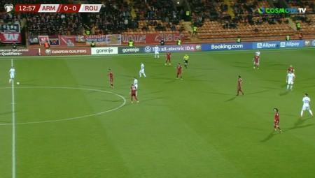 Αρμενία-Ρουμανία: 0-0 στο 55', 1-2 στο 85', 3-2 στο 89'! (video)