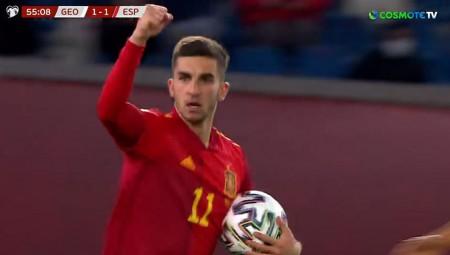 Ισοφάρισε η Ισπανία (video)